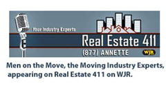 Listen to us on Real Estate 411