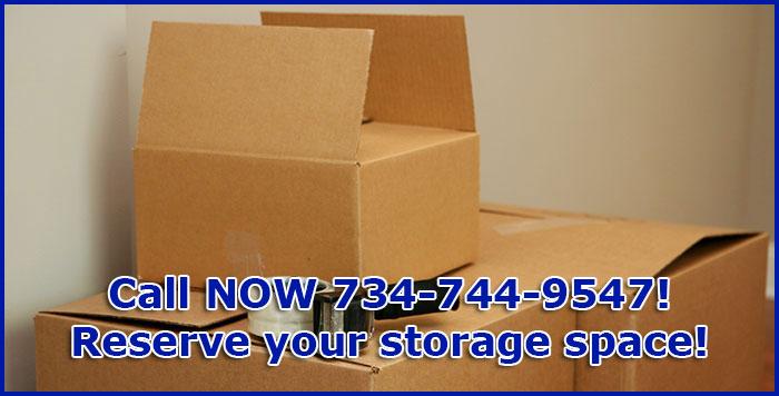 Indoor Secure Storage
