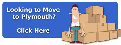 Choose a mover you trust to move to Plymouth!