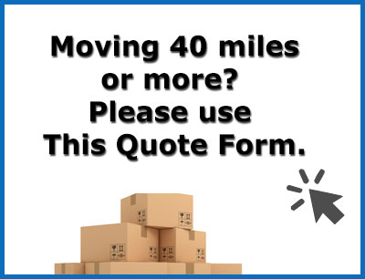 Moving Long Distance Quote Form