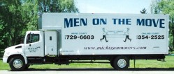 Movers in Garden City