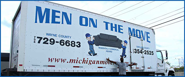 Quality Local Movers In Canton Michigan