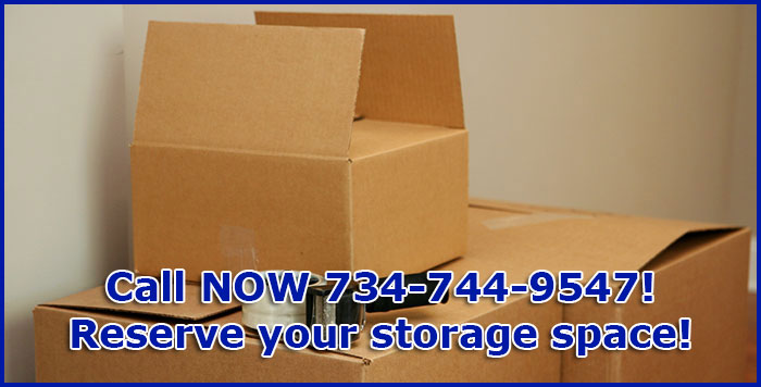 Indoor Secure Storage