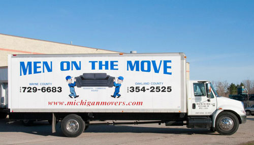 Fully Insured Moving Company, Michigan