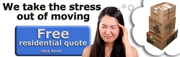 Moving Rates and Free Residential Quote from Michigan Movers