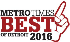Metro Times Best of Detroit 2016