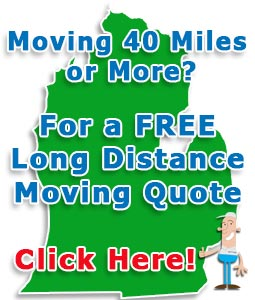 Long Distance Move Quote
