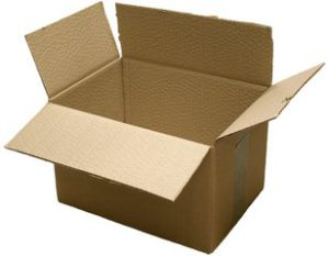 Boxes from moving companies - Saline