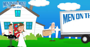 Long Distance Moving Company Men on the Move