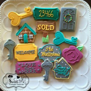 cookies for housewarming parties