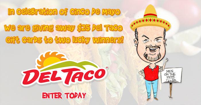 Del Taco Giveaway