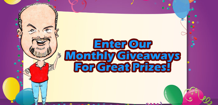 Enter the Monthly Contest